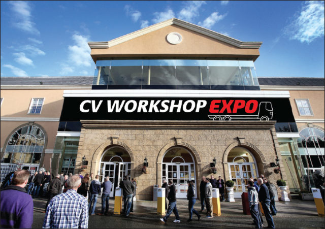 All roads will lead to CV Workshop EXPO in 2022